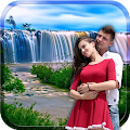 Waterfall Photo Frames-2 APK for Bluestacks