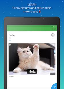 Memrise Learn Languages Free- screenshot thumbnail