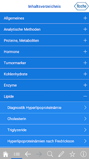 Labormedizin pocket Screenshot