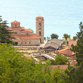 Church in Ohrid by Alin Gavriluta - Buildings & Architecture Places of Worship