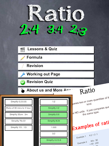 Ratio Mathematics Apk Download Free for PC, smart TV
