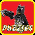 Puzzles Lego Batman Games APK for Bluestacks