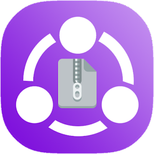 Share File - Transfer and Share Icon