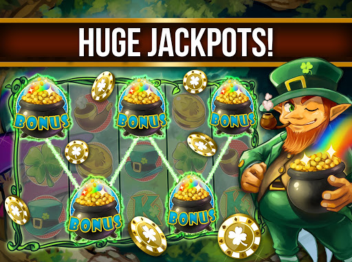 Slots: Hot Vegas Slot Machines Casino & Free Games screenshot 4