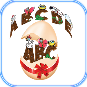 surprise eggs alphabet APK