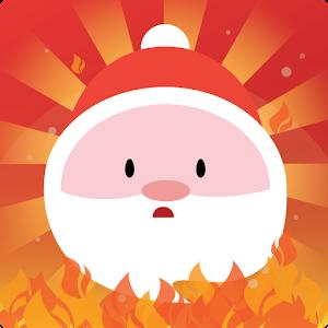 Santa on Fire For PC (Windows & MAC)
