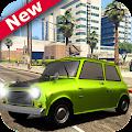 Game Racing Mr Bean Car APK for Kindle