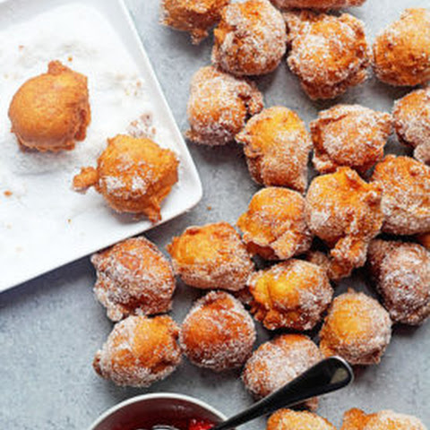 Castagnole (Fried Dough Balls)