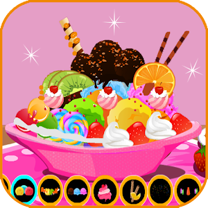Icecream Making-Cooking Games
