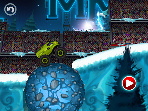 Monster Truck Winter Racing - screenshot
