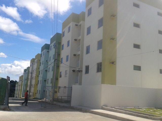 Apartamento  residencial à venda, Cajazeiras, Salvador.