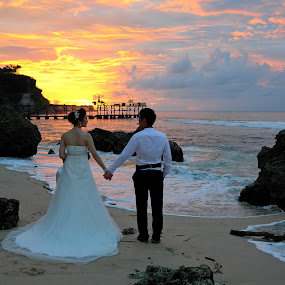 Sunset @ Ayana, Bali by Vinchel Budihardjo - Wedding Other