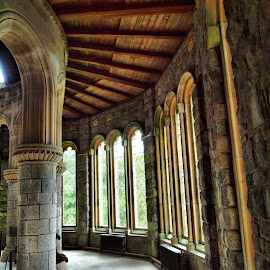 St Conan's Kirk by Martin Hughes - Buildings & Architecture Public & Historical ( scotland, loch awe, argyll and bute, dalmally, st conan's kirk )