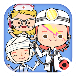 Miga Town: My Hospital For PC / Windows 7/8/10 / Mac – Free Download