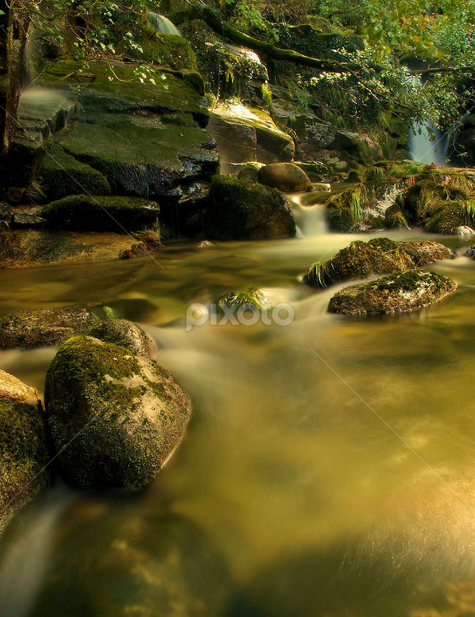 LINDOSO by Ed  von Ems - Landscapes Waterscapes