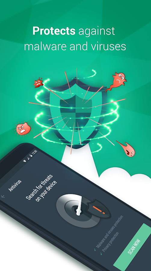 DroidKeeper - Free Antivirus Screenshot 4