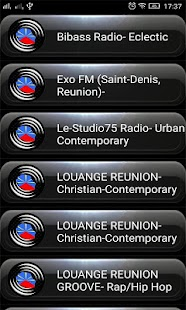 Radio FM Reunion - screenshot
