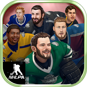 Puzzle Hockey For PC / Windows 7/8/10 / Mac – Free Download