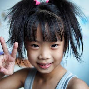 by Cen Wei - Babies & Children Child Portraits