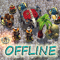 Game Anti Clash ⛺️ Tower Defense Offline Orc Clans War apk for kindle fire