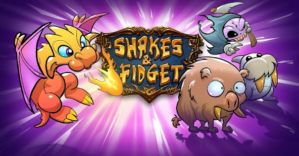 Game Shakes and Fidget APK for Kindle