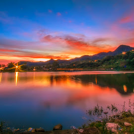 by Annisa Fitriani - Landscapes Mountains & Hills