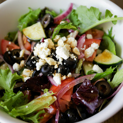 Homemade Balsamic Vinaigrette Dressing