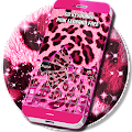 Download Pink Leopard Keyboard APK for Android Kitkat