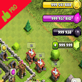 Simulator for clash of clans - hack free coc prank