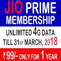 Membership For Jio Prime