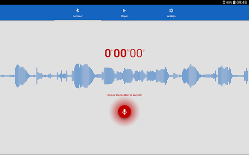 Voice Recorder Vox APK for Kindle Fire