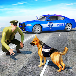 Police Dog Sim 2018 For PC / Windows 7/8/10 / Mac – Free Download