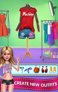 Fashion School Girl  Makeover amp Dress Up Friends Für PC Windows & Mac