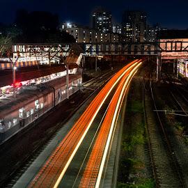 by Aritra de Aquila - Transportation Trains