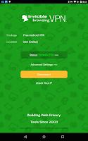 Screenshot of ibVPN - Fast & Unlimited VPN