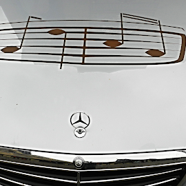 Melody Automobile by Marcel Cintalan - Transportation Automobiles ( detail, automobile, melody, mercedes,  )