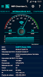 WiFi Overview 360 Pro 3.60.05 APK 2