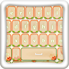 GO Keyboard Flowers