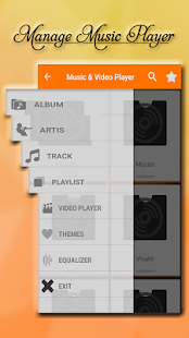 Music Player - Video Player - screenshot