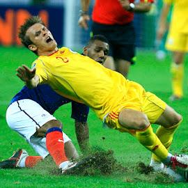 by Petrica Tanase - Sports & Fitness Soccer/Association football