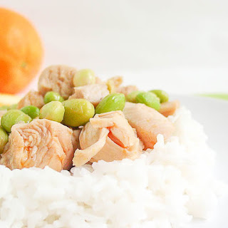 Easy Orange Ginger Chicken