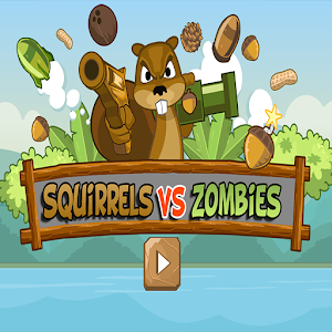 squirrels vs zombies