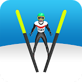 Ski Jump APK for Bluestacks