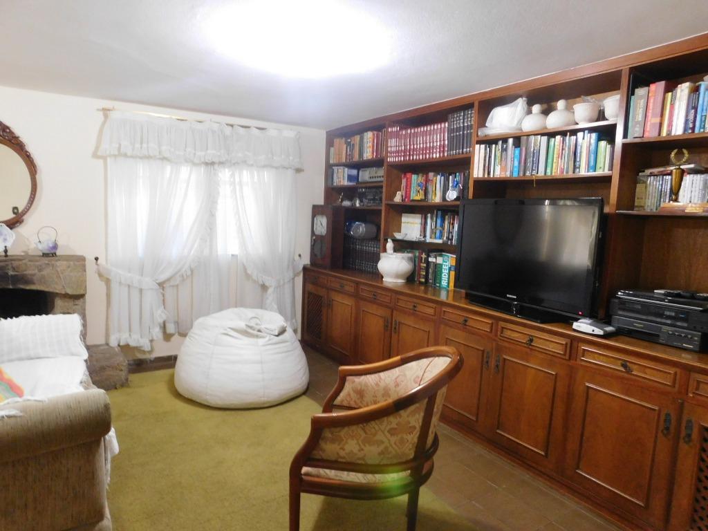 Casa 4 Dorm, Parque do Colégio, Jundiaí (CA1069)