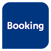 Booking.com Hotels & Vacation Rentals Icon