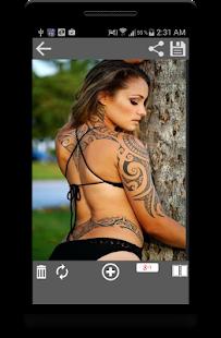 App Tattoo Photo Editor Studio apk for kindle fire