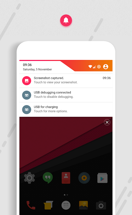 Liv - CM13/12.1 Theme Screenshot 3
