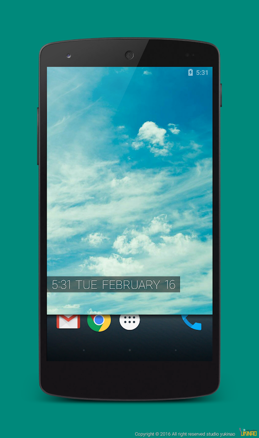 SlideUP Lock(lock screen) Screenshot 1