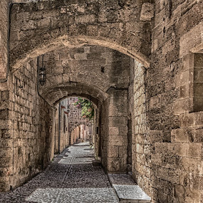Avalon by Jose Maria Vidal Sanz - City,  Street & Park  Historic Districts ( old street, colors, old town, nikon d, street photography )