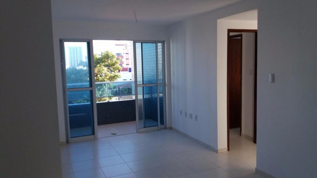 Apartamento residencial à venda, Jardim Oceania, João Pessoa - AP5401.